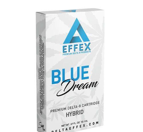 Blue Dream Delta 8 THC Cartridge by Delta Effex Review